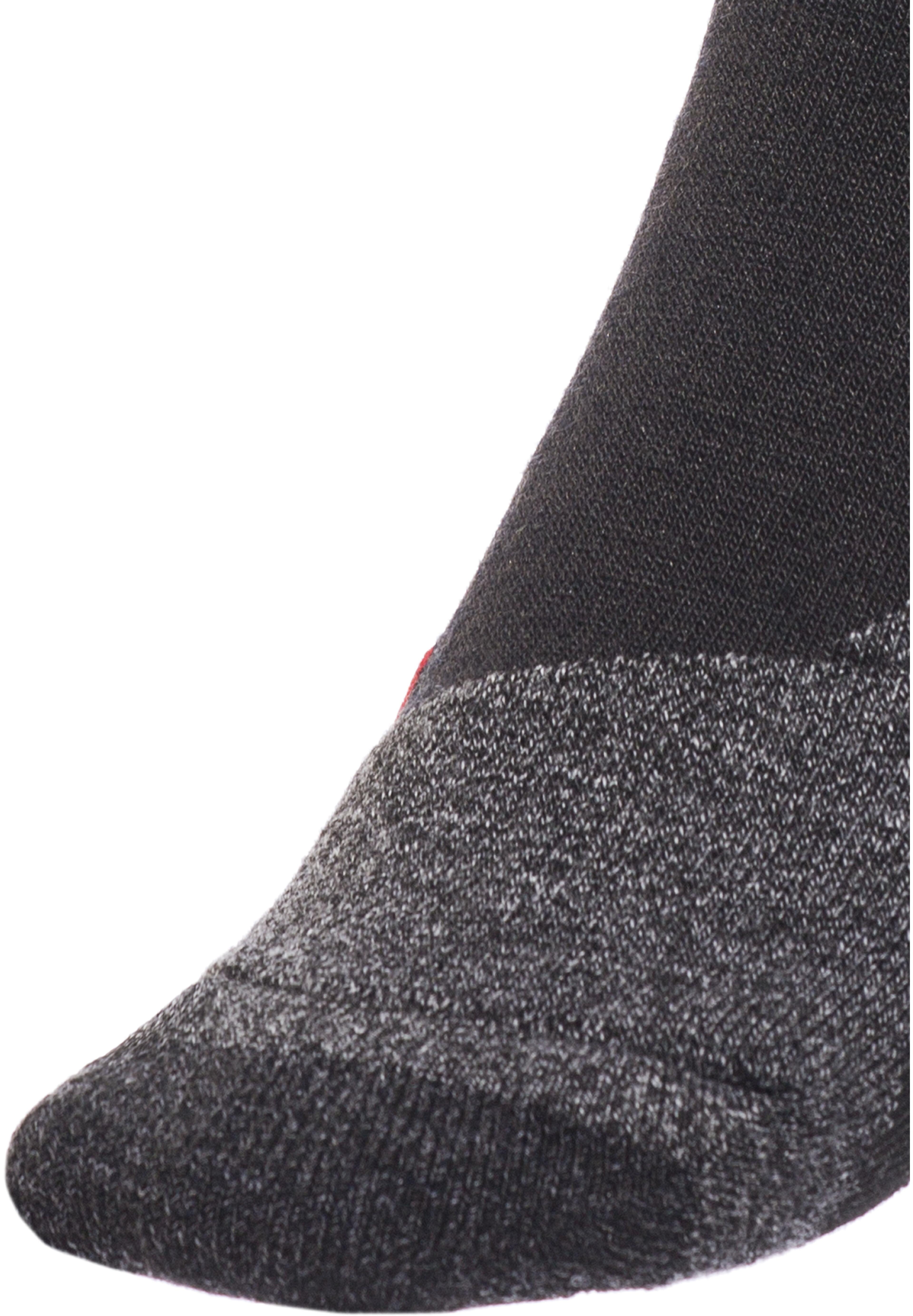 Calcetines Falke TK2 negro para hombre | Campz.es